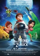 Einmal Mond und zurück: Kino für die ganzeFamilie