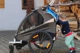 Nachwuchs auf Rädern: Unser neuerBurley