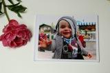 Der Bub in Bildern: Ein Fotobuch von sendmoments#Werbung